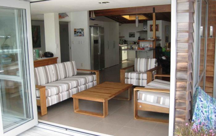 Custom Designed Interior Suite