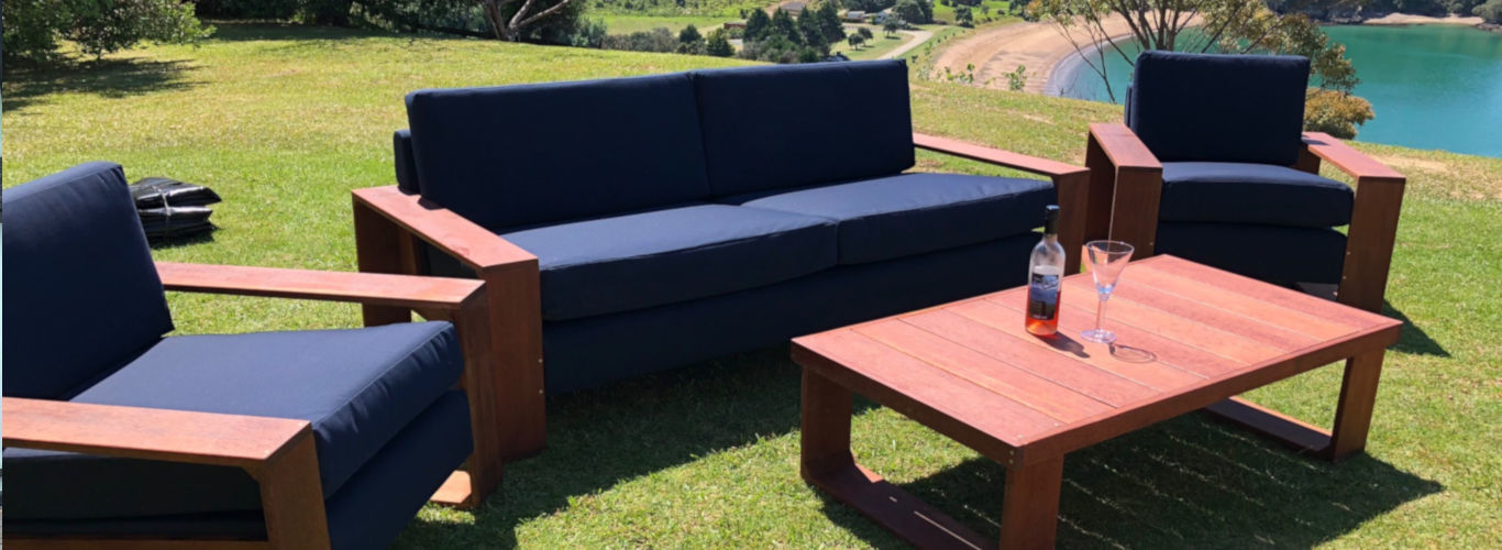 Great Barrier Furniture - Contemporary Outdoor Furniture